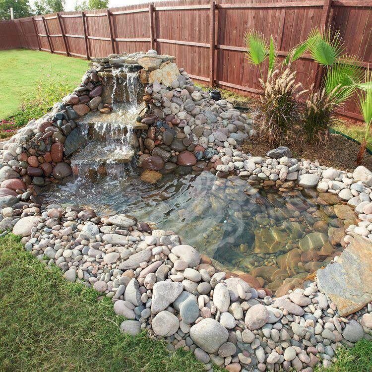 Ponds And Water Fixtures Integrated, Garden Waterfall Pond